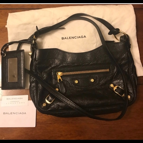 803f52e41ebc Balenciaga Classic Hip Shoulder Bag NWT